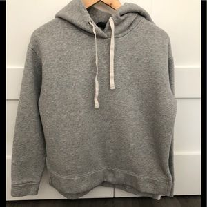 JCrew Hooded Sweatshirt